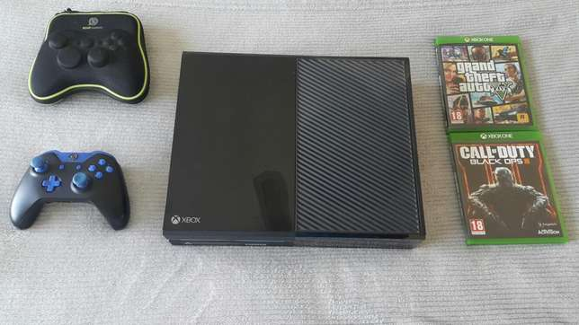Xbox one with Scuff Springs - image 2