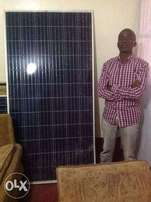 Large door size indusrial solar panel