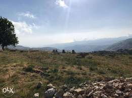 Prime Location Land in BAKICH with PANORAMIC Sea Viewأرض في باكيش