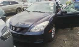 Sharp Lexus ES330 Saloon Tokunbo 2004