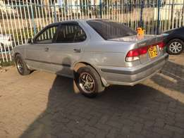 nissan b15 very clean alloys new tyres original paint