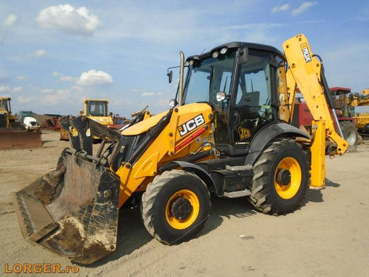 JCB 3 Cx Eco - 2011