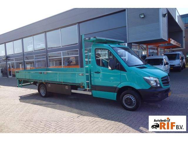 Mercedes-Benz SPRINTER 516 CDI Pritsche 5.17m Pick up - 2014