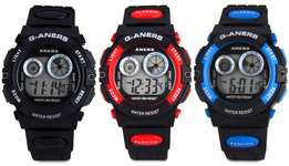 Children unisex sports,fashion quality digital watches at 1500ksh.