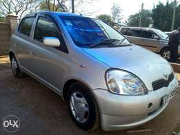 Toyota Vitz For sale (year 2000)