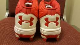 Armour baseball/rugby/football cleats