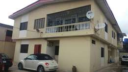 Lovely new 2/3Bedroom with wardrobes off Seliat Egbeda Idimu rd To Let
