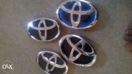 Toyoto Badges for sell