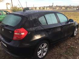 2008 BMW 116i - selling unit as is