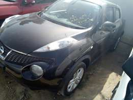 Nissan juke cash or hire purchase