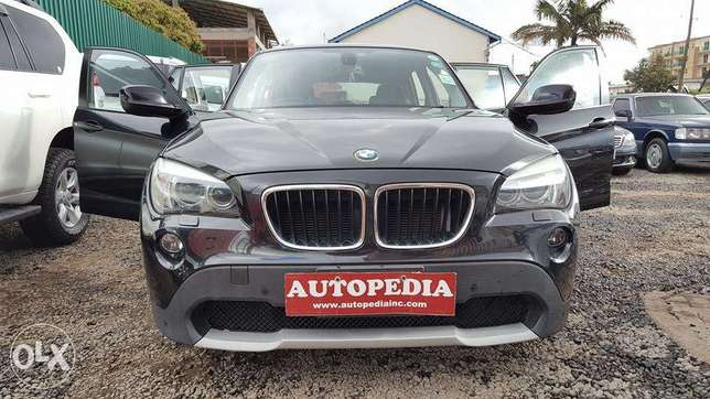 BMW X1, S-Drive18, Black Hurlingham - image 8