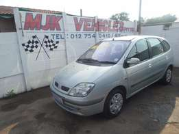 Renault Scenic 1.9 Diesel 2004 Excellent Condition