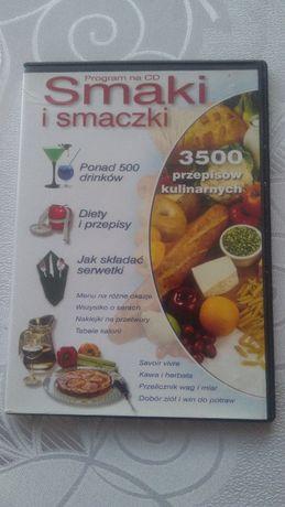 Przepisy Kulinarne Smaki I Smaczki Ksiazka Kucharska Kuchnia Polska