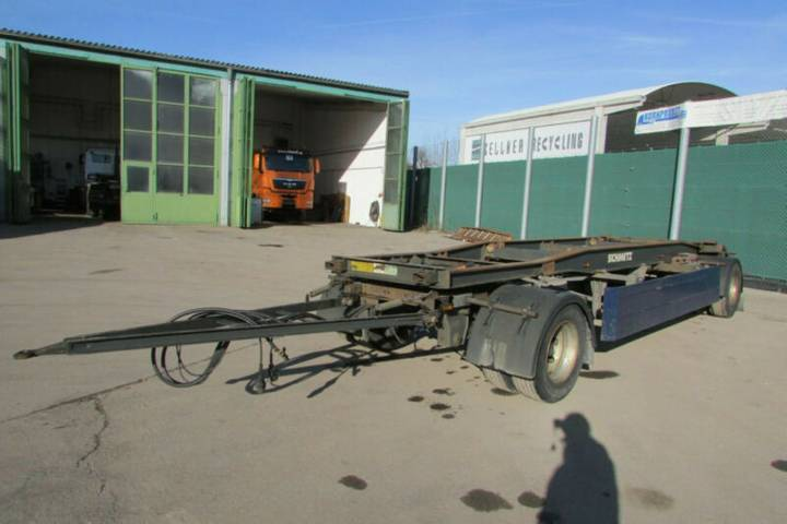 Schmitz Cargobull ACF 20 S - Abroller - Nr.: 254 - 2007