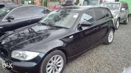 Bmw 116I 2008 super clean bu8y and drive kbx