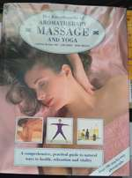 Aromatherapy massage book