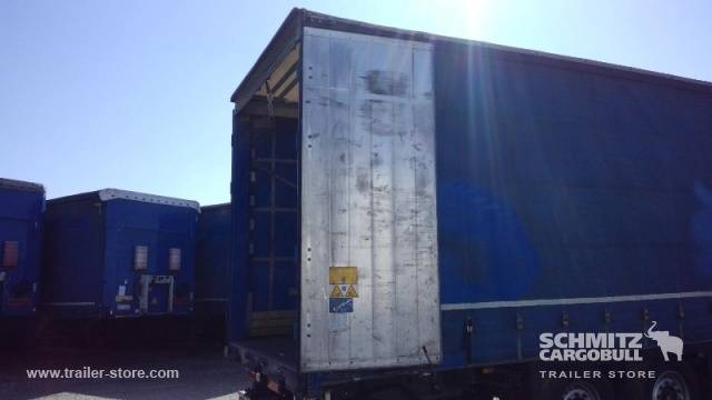 Schmitz Cargobull Semiremolque Lona Mega Trampilla de carga - 2013 - image 4