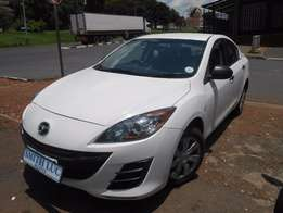2011 model mazda 3 1.6 used cars for sale in johannesburg