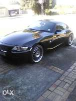 bmw z4 3.0si in exelent condition selling below trade!!