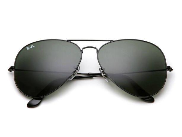 Солнцезащитные очки Ray Ban 3025 3026 Aviator стекло комплект 3 цвета Киев  - изображение 1 61510b77cc850