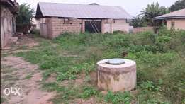 Distressed sales of full plot of Land with structures 4 sale at osogbo