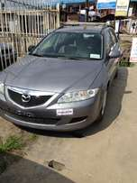 A very neat Tokunbo Mazda 6 with 1.4L engine!