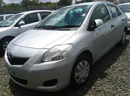 1000cc Toyota Belta,Silver in Colour,2009 Model,Clean Seats,Low Mileag