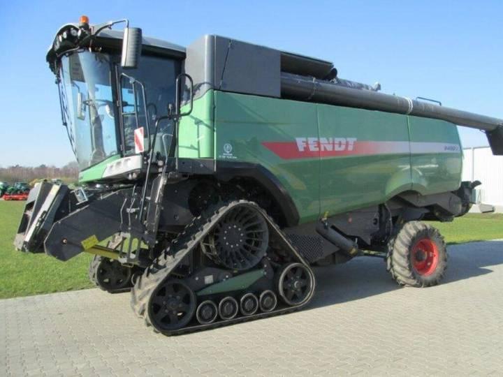 Fendt 9490 X Hybrid - 2014