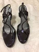 circa david and Joan leather shoes