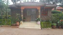 Fully Furnished One Bedroom House to Let in Muthaiga North