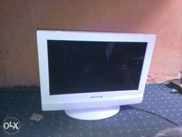 LCD Akura TV with inbuilt DVD Player (20 inches) for sale