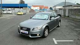 2010 Audi A4 1.8T Attraction B8