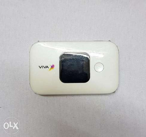 Unlocked viva 4G Router For Sell Good Condition 4g Speed e5577 model