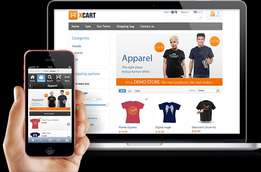 ECommerce Website Design And Android App - Ksh 30,000