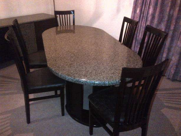 elegant 8 piece dining room suite East Rand Mall - image 2