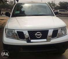 Rare Offer from New (Registered) 2015 Nissan Frontier AT