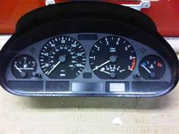 BMW e46 cluster(other spares) for sale or swops