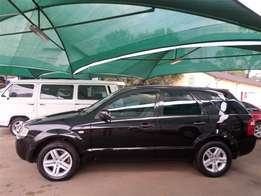 2006 Ford Territory 4.0i TX Automatic in good condition.