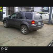 Perfect Ford Escape with DVD
