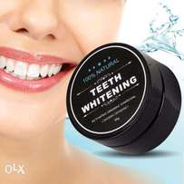 Unisex Teeth Whitening Powder