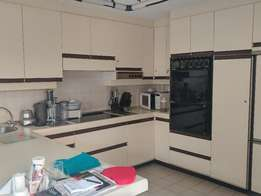 Full Kitchen - cabinets, sinks, ovens, stove (used)