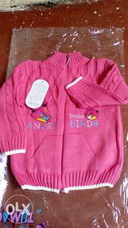 Trendy baby girl sweater. City Centre - image 1