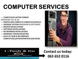 Are u in need of computer or laptop spares or repairs