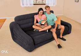 Intex Pull-out Chair Inflatable Air Bed 3 seater