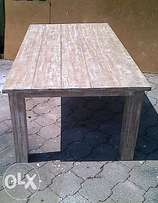 Patio table Chunky Cottage series 2000 Glazed