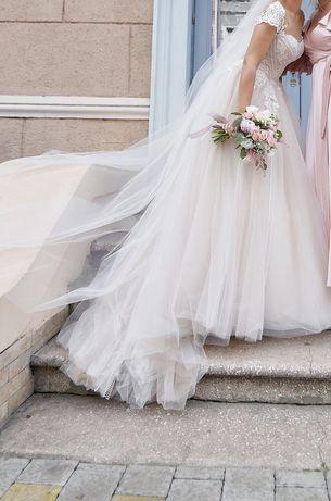 Свадебное платье Оксана Муха Oksana Mukha весільна сукня Одеса - зображення  4 a87b7ce6de6e5