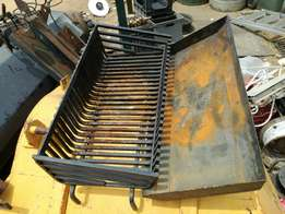 Fire place tray for sale