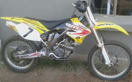 2013 model Suzuki RMZ 250 in Good Condition