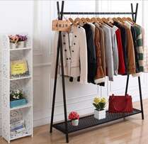 Clothing rails for boutiques or even at home. Call House of Chairs.