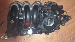 renault clio intake manifold 1.4 complete